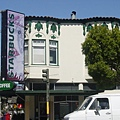 很舊金山風情的Starbucks