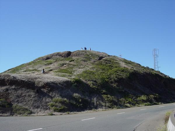 舊金山的至高點--Twin peaks