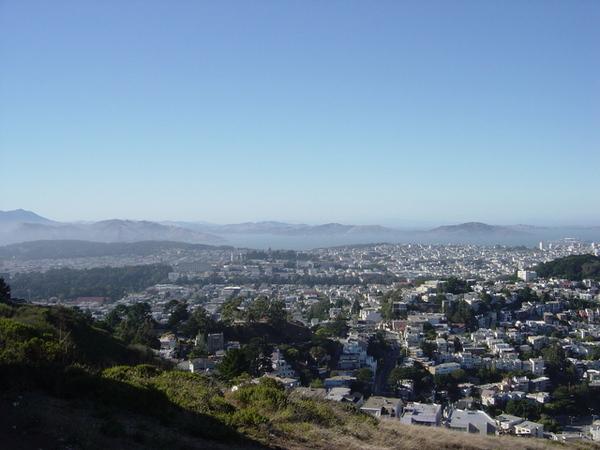大舊金山市區