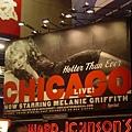 Chicago的百老匯秀