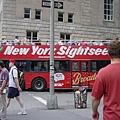 標準的觀光巴士