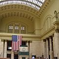 很古老及典雅的火車站