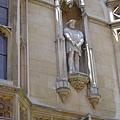 國王學院的雕像