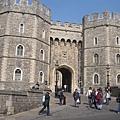 這裡是城堡的出口