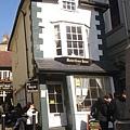 Windsor出名的下午茶餐廳