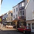 英國的街道也是很可愛喔