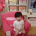 娜娜做椅椅