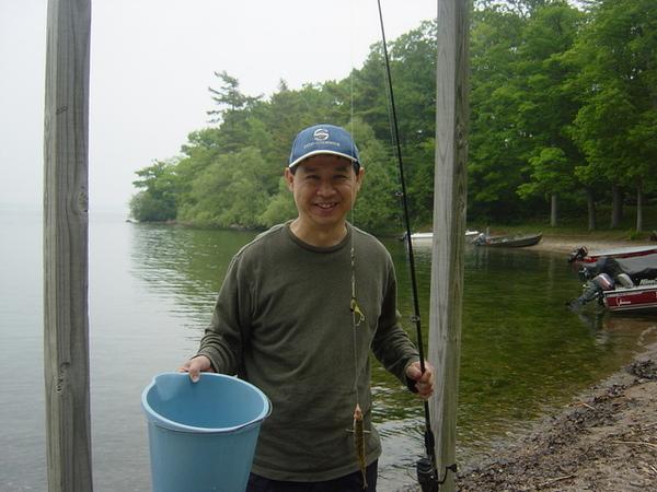 小叔叔釣魚記