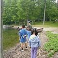 孩子們釣魚記