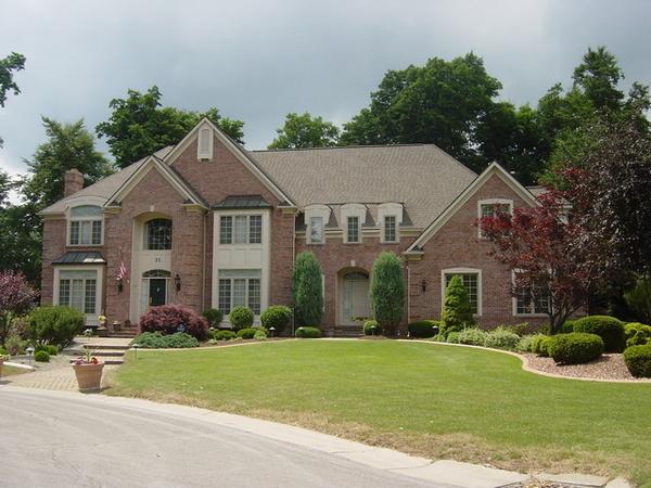 很漂亮的房子