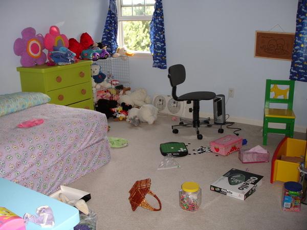 戰後的房間
