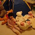 小Nana和她的熊寶貝們