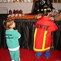 小醫生 VS 小消防員