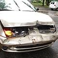 發生車禍了