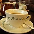 算是大杯的咖啡