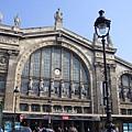 巴黎北車站