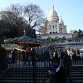 巴黎的至高點- 聖心堂