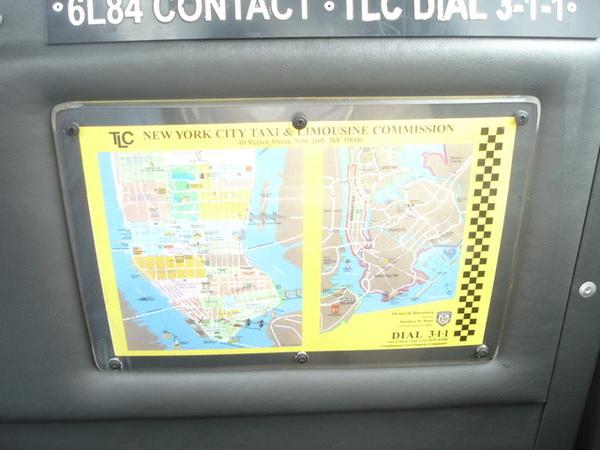 曼哈頓地圖