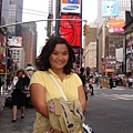 Sharon的紐約處女照