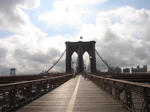 布魯克林大橋