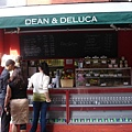 Dean and Deluca路邊攤