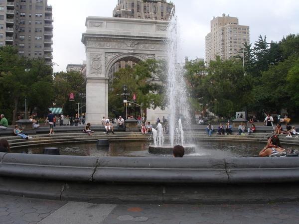 華盛頓廣場