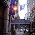 紫色的logo