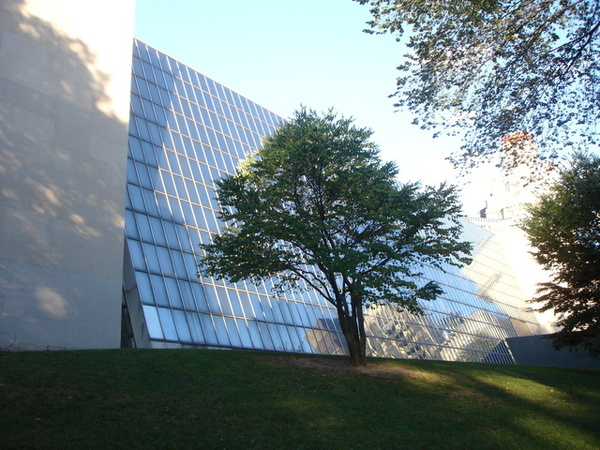 大都會美術館外側