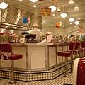 好美式的餐廳