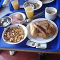 早餐還滿好吃的
