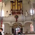 教堂的內部