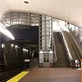 乾淨的地鐵站