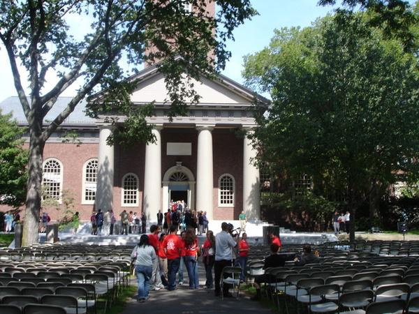 哈佛大學開學典禮