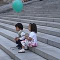 韓國小朋友