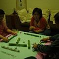 生平第一次打牌