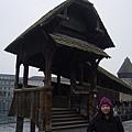琉森最出名的古橋