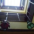飯店的天井