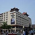 好中國的holiday inn喔