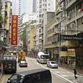 我很佩服香港人曬衣服的功力喔~