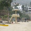 沙灘觀景台