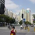 深圳是中國大陸比較早開發的城市之ㄧ