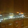 下面閃亮光的地方就是羅湖商業城