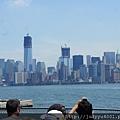 遠眺下曼哈頓