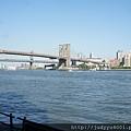 充滿歷史的布魯克林橋