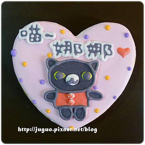 桃樂絲手繪餅乾_糖霜餅乾_客製_心情留言餅乾&卡通餅乾.JPG