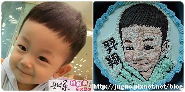 手繪擬真肖像蛋糕_8吋:1750元/10吋:2050元/12吋:2850元