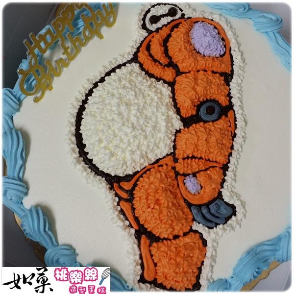編號003_大英雄天團_杯麵手繪卡通造型蛋糕_8吋:1140元/10吋:1440元/12吋:1940元