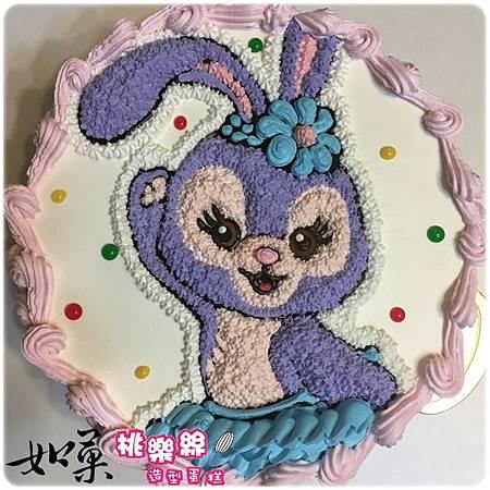 20170514001_史黛拉兔蛋糕001