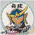 編號:013_假面騎士卡通造型蛋糕_8吋:1140元/10吋:1440元/12吋:1940元