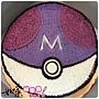 編號:S047_寶可夢-紫色精靈球手繪卡通蛋糕_6吋:930元/8吋:1140元/10吋:1440元/12吋:1940元(版面緣故不提供提字服務)